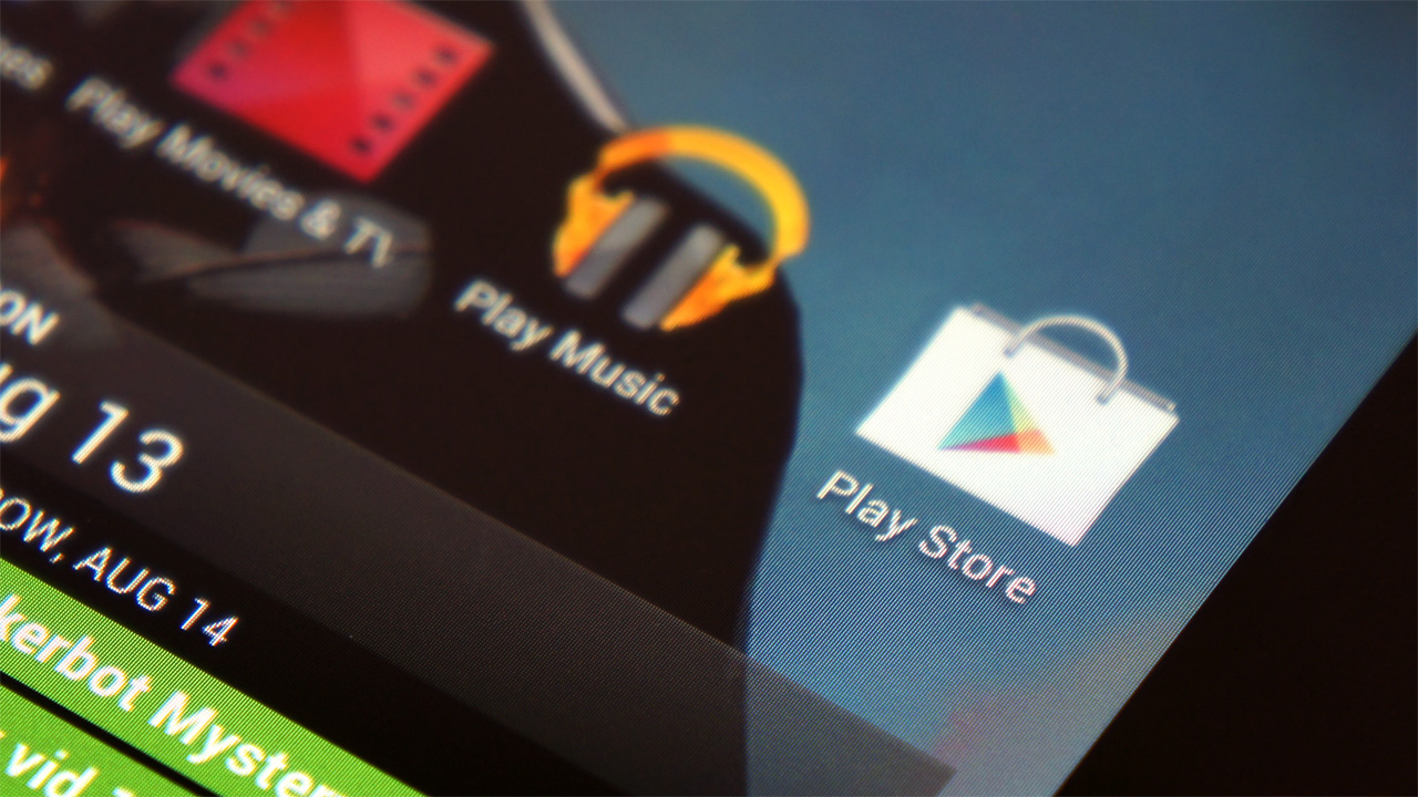 how to create app like play store