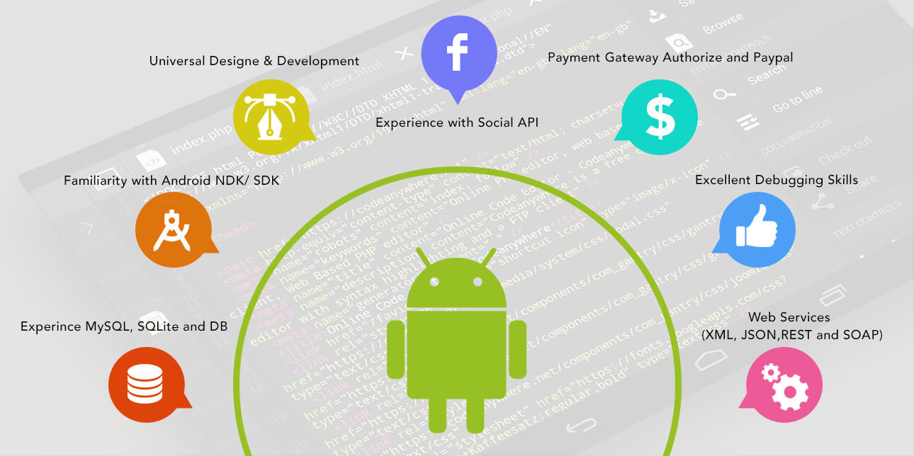 develop first android app