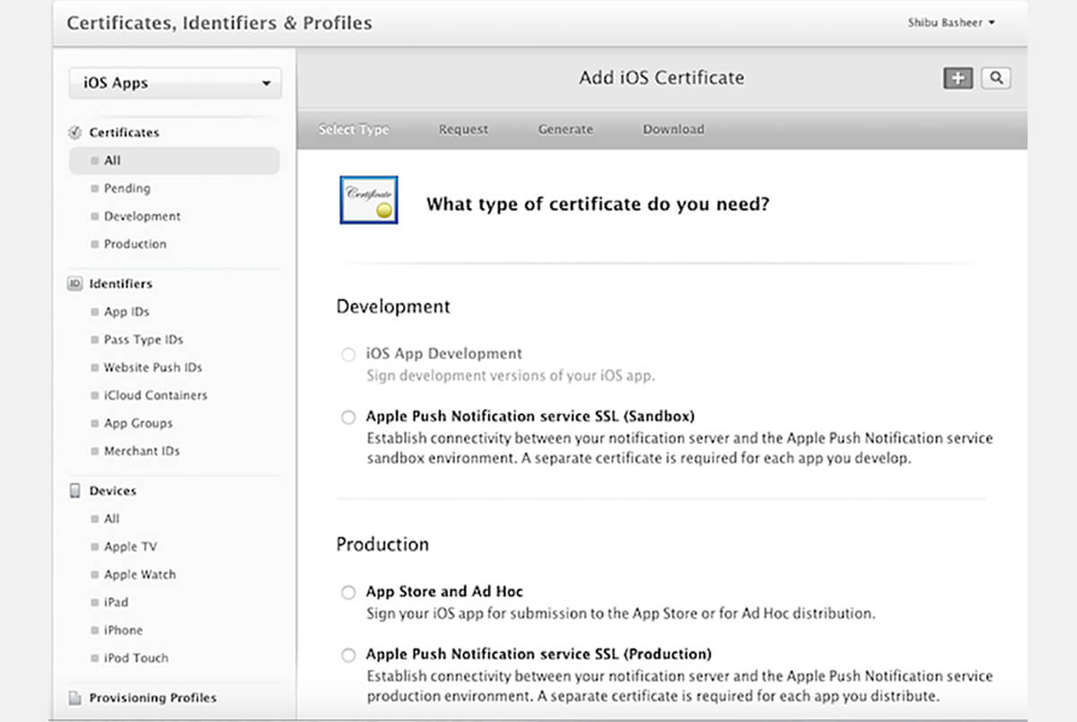 Submit you app on apple app store a step by step guide ios certification 1betcityfo Image collections