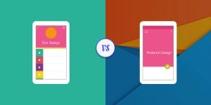 Material Design vs. Flat Design – Which One is Better?