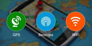 Choosing the Best Location-Based Technology for Mobile Apps – GPS Vs Beacons Vs WiFi
