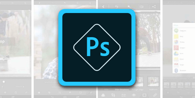 Adobe Photoshop Express-app