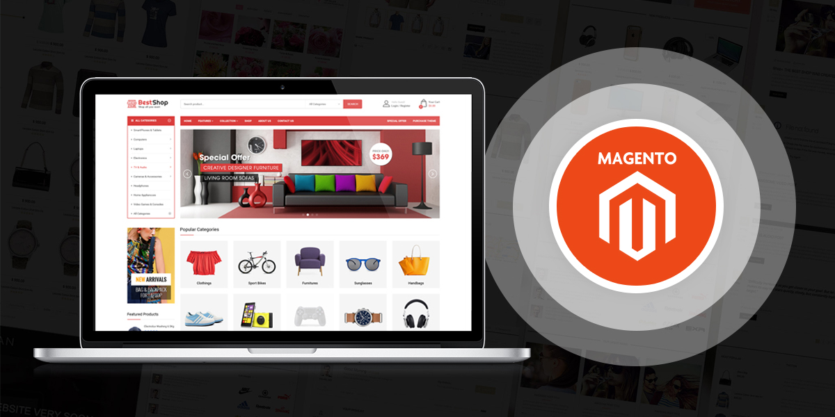 Why Magento is an Ideal Choice for your eCommerce Business
