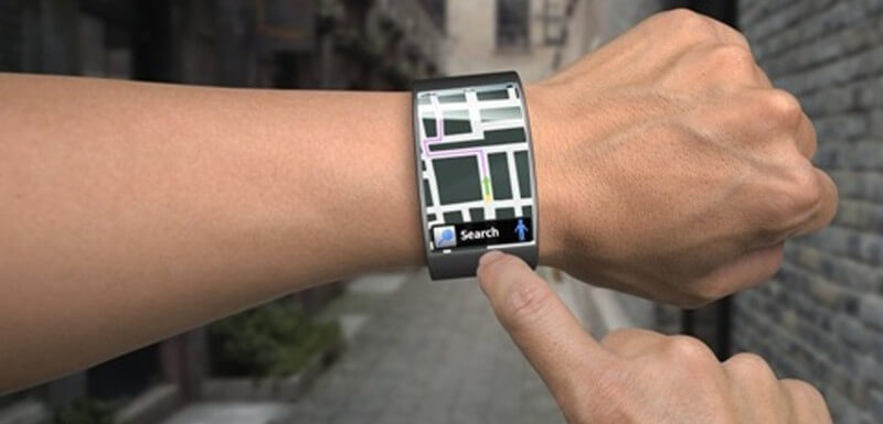 wearable location