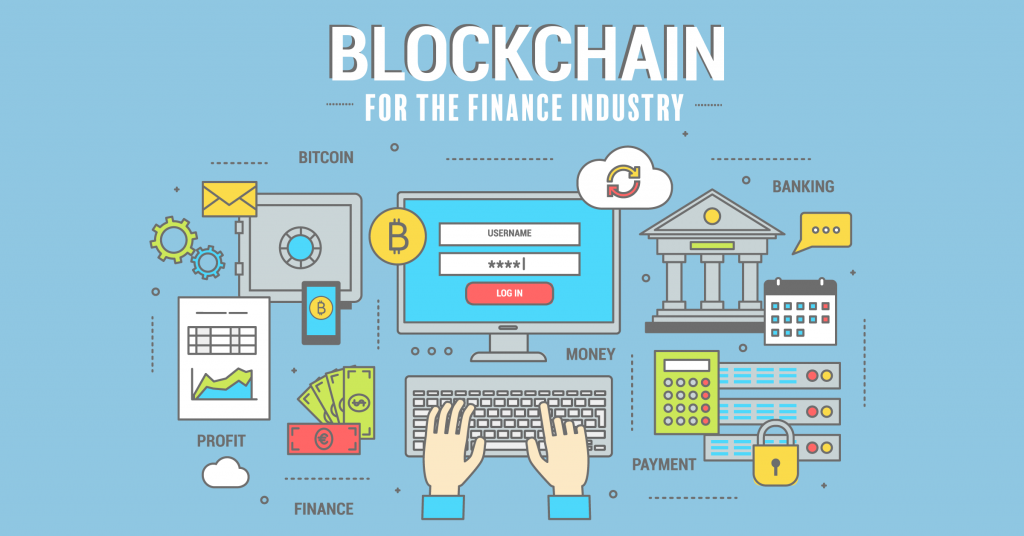 Blockchain Finance Industry
