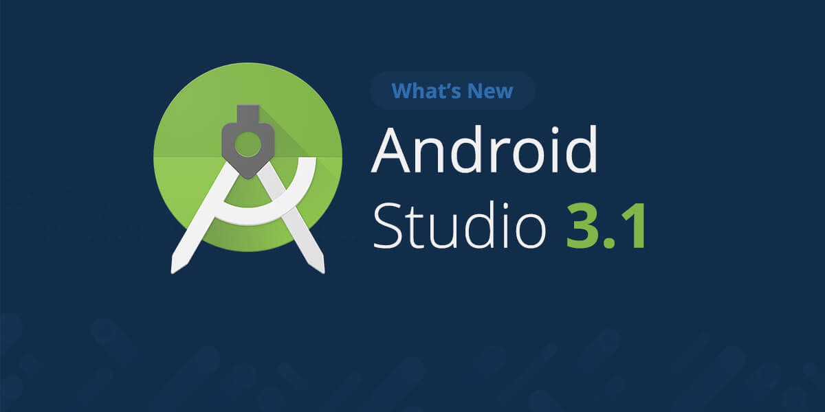 android studio3.1