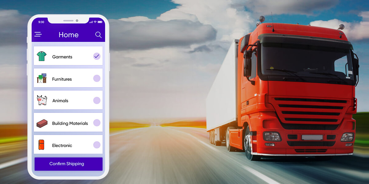 How to Build a Logistics App