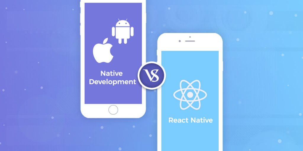 native vs react native