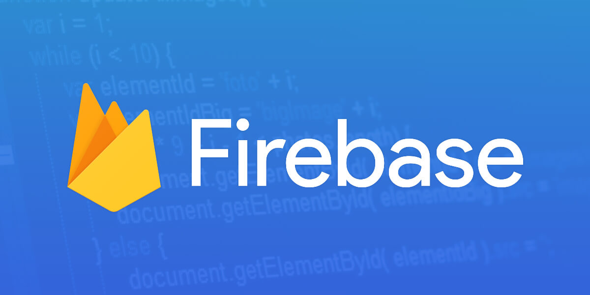 firebase for app development