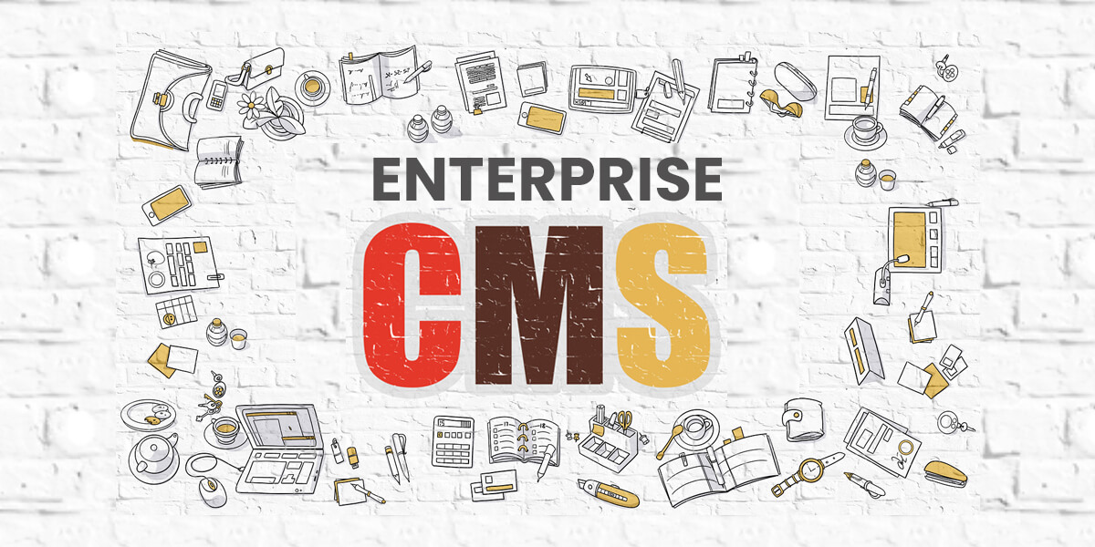 enterprise cms features