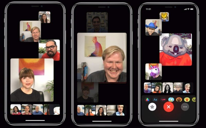 group facetime wwdc
