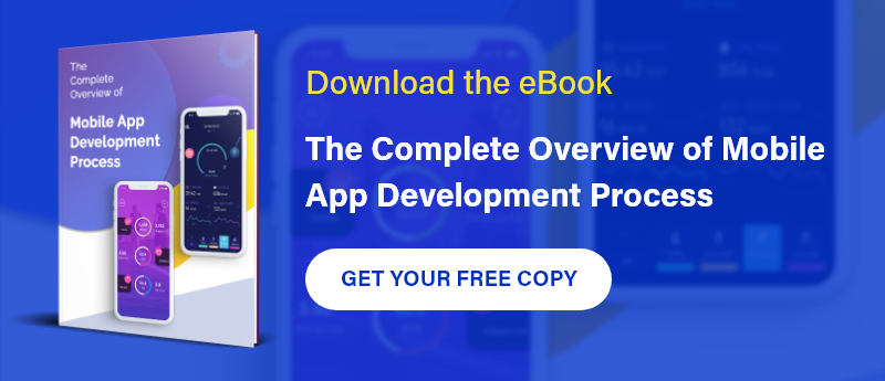 app development process ebook banner