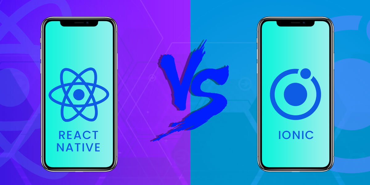 react native vs ionic