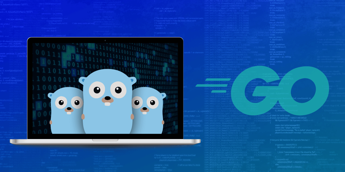 golang for web development