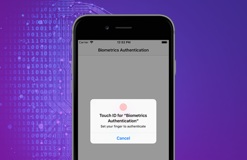 How to Integrate Biometric Authentication in your iPhone Apps