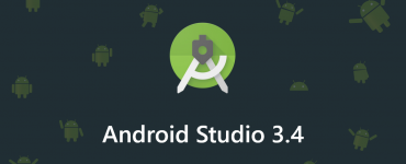 android studio 3.4
