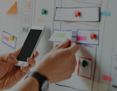 mobile app design process