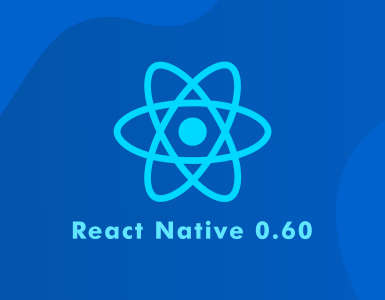React native 0.60