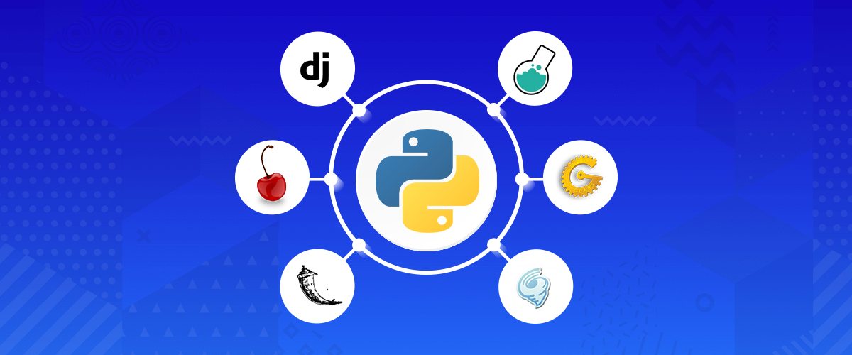 30 Best Python Web Frameworks That Are Trending in 2019