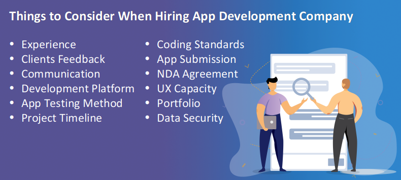 hire app development company