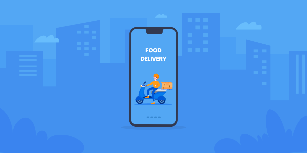food delivery app business