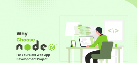 Node.js for Web App Development Project
